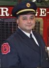 Fire Lt. Larry Genova