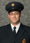 Fire Lt. Eric Strauss