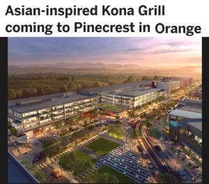 Kona Comes to Pinecrest