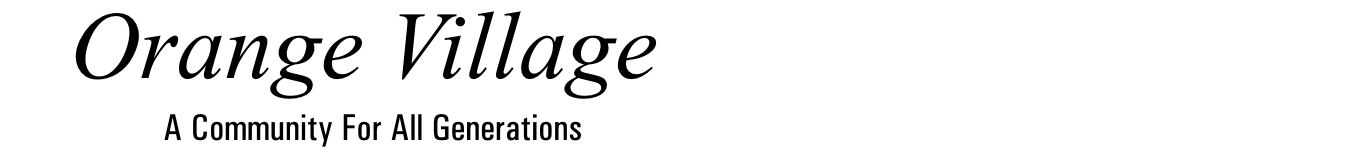 Orange Village Logo